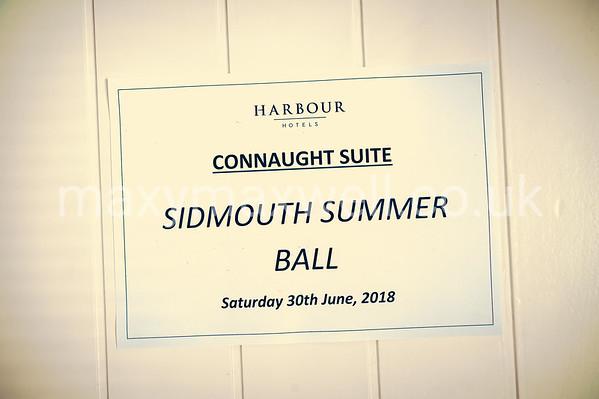 Sidmouth Summer Ball 2018
