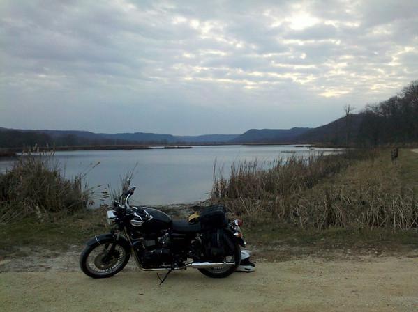 November 2010 Dirt Road Ride