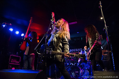 Massive - The Musician, Leicester - 25th November 2016