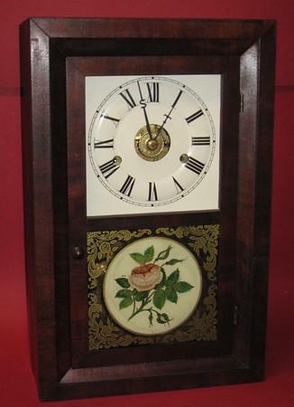 "Seth Thomas ""Kitchen"" Shelf Clock, ca. 1865"