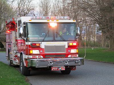 Upper Macungie - Smoke in the Dwelling 4/17/11