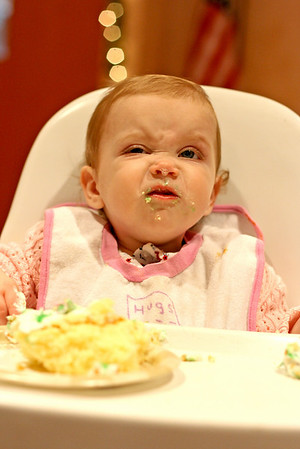 Kaylie's First Birthday