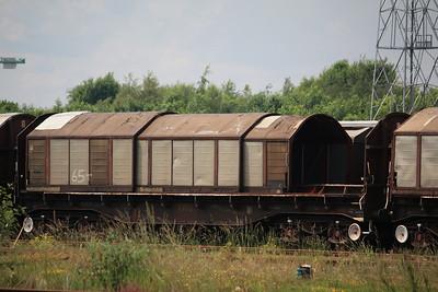 BXA - Bogie Covered Steel Carrier