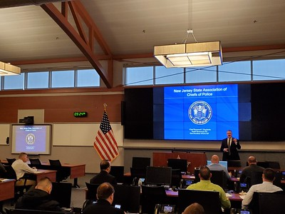 2020 New Police Chiefs Orientation Course