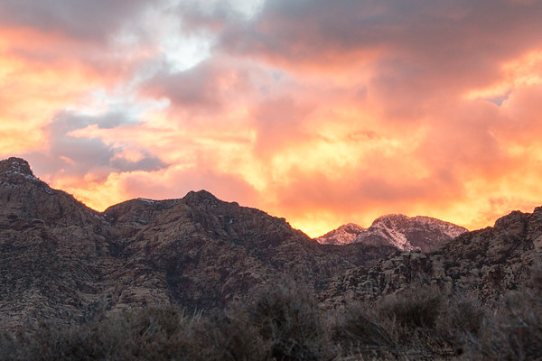 Red Rock Canyon National Conservation Area / Nevada