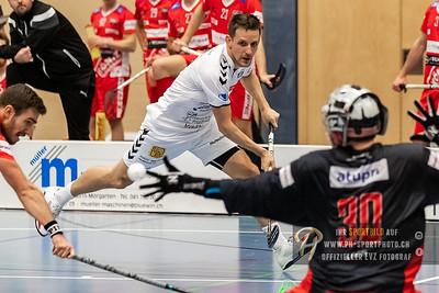 Cup 1/8-Final: Zug United - Floorball Köniz