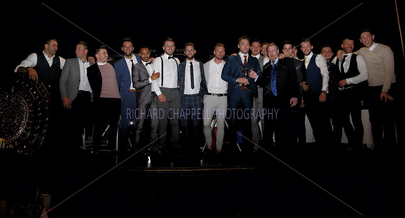 CHIPPENHAM TOWN FC END OF SEASON PRESENTATION EVENING PICTURES 7th May 2017