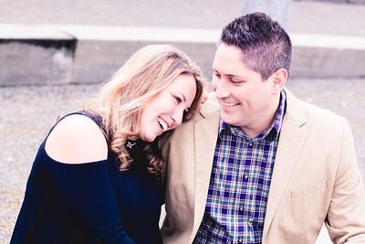 Adam and Erika Engagement