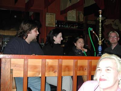 2002-03-03 Kan Zaman Restaurant, SF