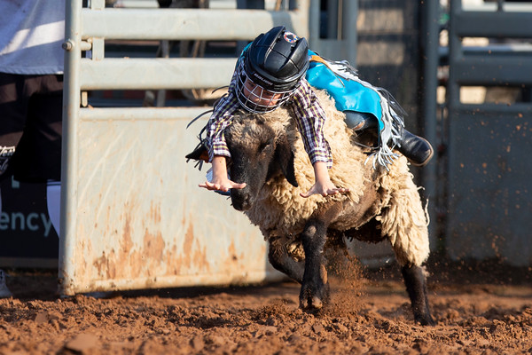 Fort Gibson Round up Club Aug 21