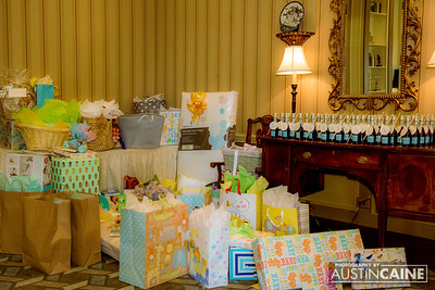 Country Club Baby Shower