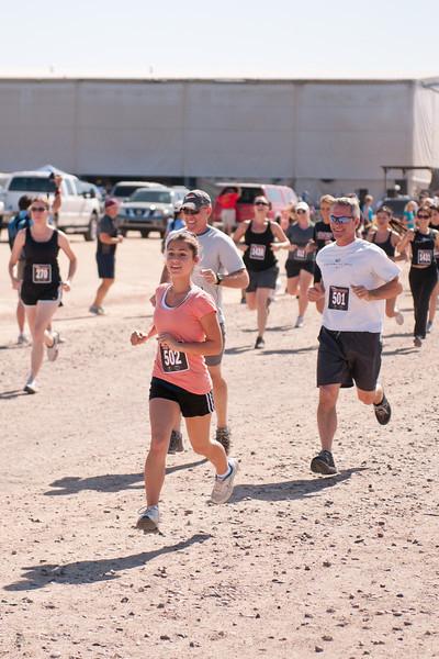 Dirty 6 Mud Run 1