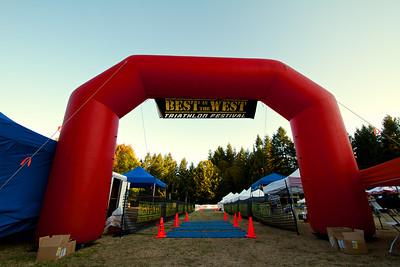 Best in the West Triathlon - 9-6-14