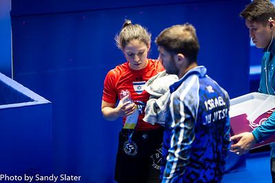 Israel at 2019 World Grappling Championships