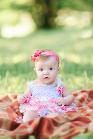 Ryleigh 4 Month's 2018