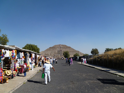 Mexico: Pyramides Nov 13