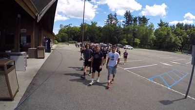 Videos: 2016 Your First Mud Run Mahwah Police Youth Academy 7/1/2016
