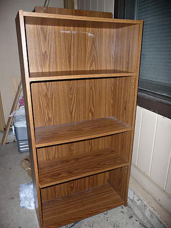 Bookcase, great condition.  $10