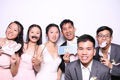 Wenji & Vincent's Wedding