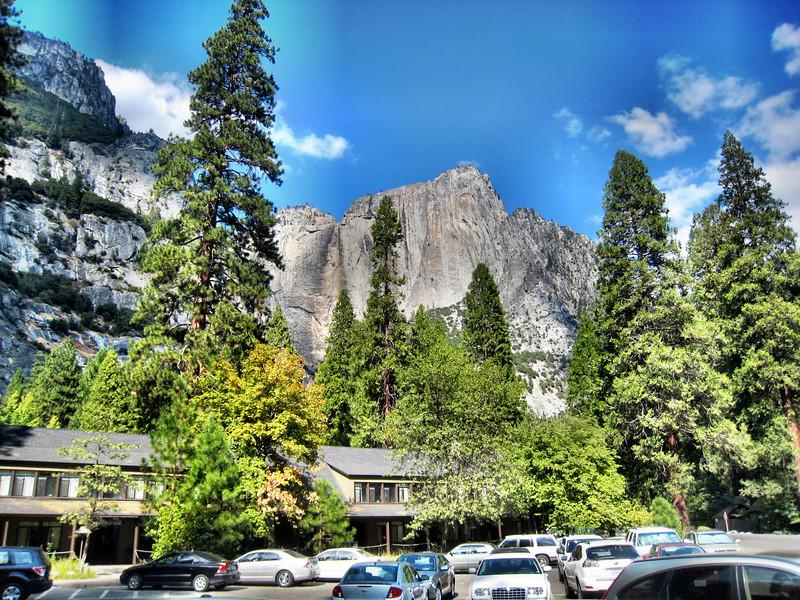 Yosemite National Park in California October 2008