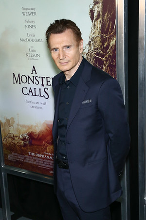"""""""A MONSTER CALLS"""" NEW YORK PREMIERE-NY"""