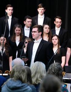 Madrigal Choir Chapel 2020