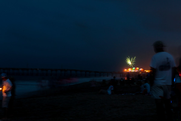 2016 Nags Head FishingPier Fireworks