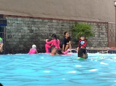 Milo Summer Swimming Clinic 2016