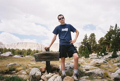 Mt Langley, 7/28/2004