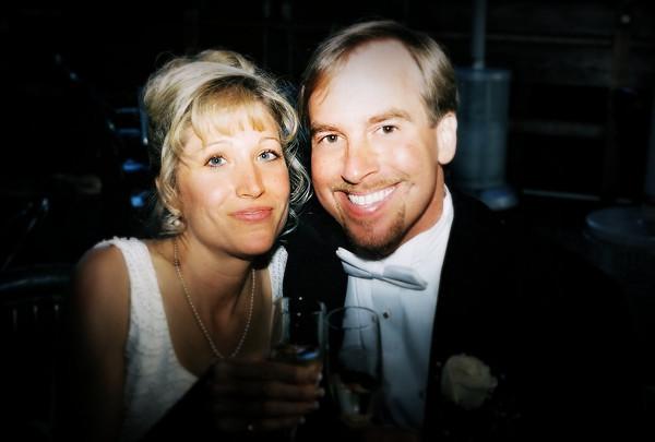 David and Cami - February 2, 2002
