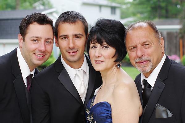 Neal Siejka pre-wedding