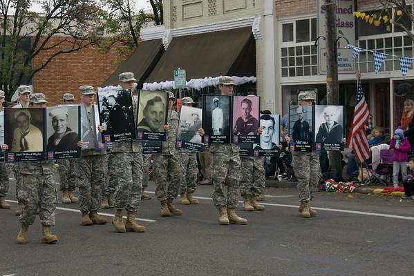 Veterans' Parade-2016
