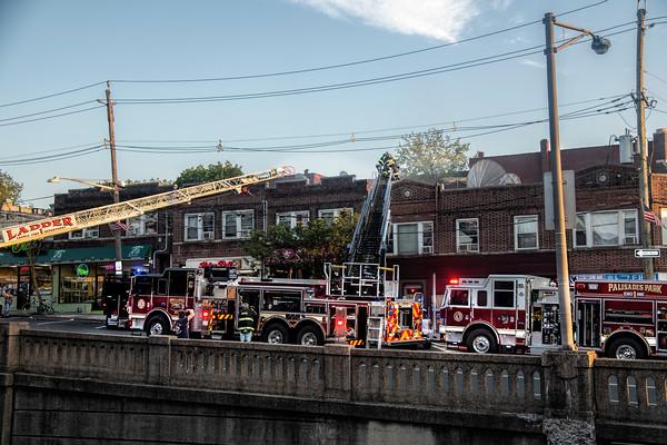 Palisades Park, NJ 2nd alarm 8 East. Columbia St. taxpayer