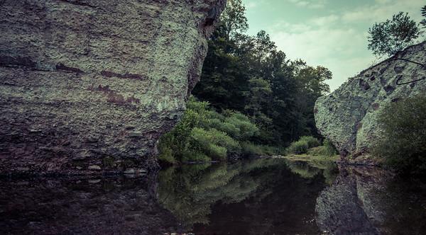 Austin Dam ~ Austin, Pennsylvania