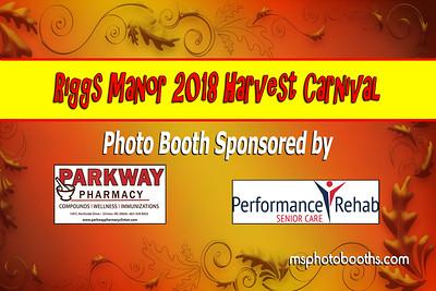 2018-10-29 Riggs Manor Harvest Carnival
