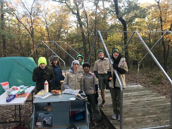 Webelos Woods at Camp James Ray