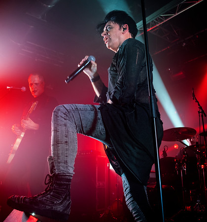 Gary Numan, O2 Academy, Liverpool 30th Sep 2019