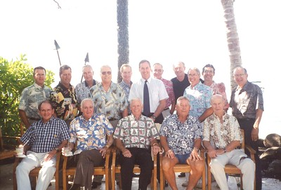 2002 Past Presidents Lunch 12-2002