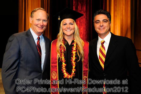 Graduation 2012 - Soccer and M&W Tennis