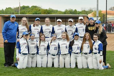 Carmel Softball 2019