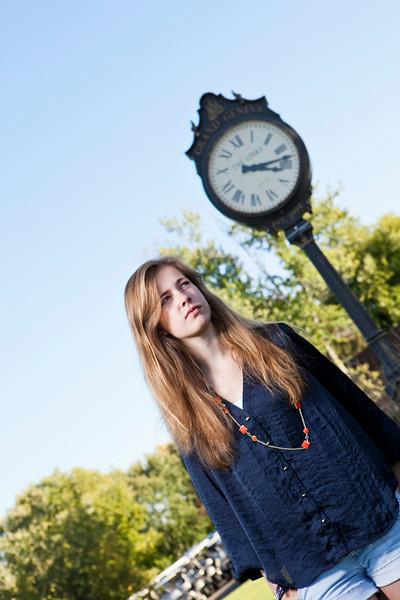 Paige Stork Senior