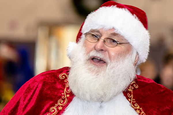 Breakfast with Santa 2018 @ St Aedan's