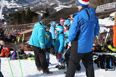 NK alpineskiën SnowStar race 2017