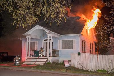 Toas St. Fire (Shelton, CT) 5/6/18