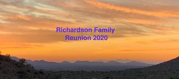 Richardson Family Reunion 2020