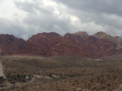 2015 - USA - Nevada - Las Vegas - Red Rocks Canyon