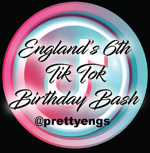England's TikTok Party