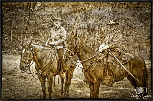 Brooksville Raid Civil War Reenactment