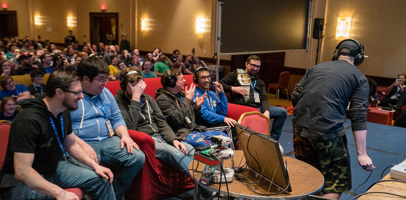 Awesome Games Done Quick 2018