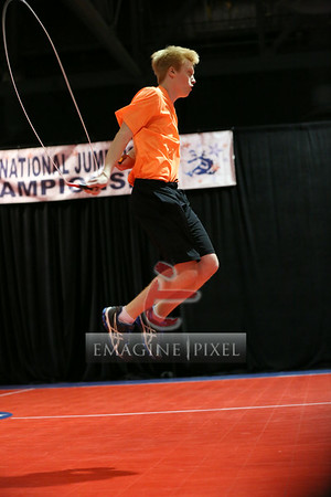 6/29 Single Rope Freestyle Heat 15-35S